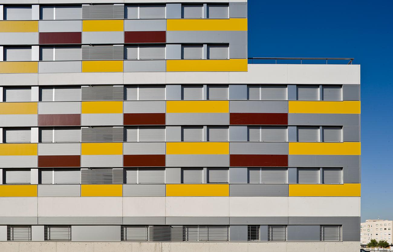 142 Viviendas en Móstoles. Madrid