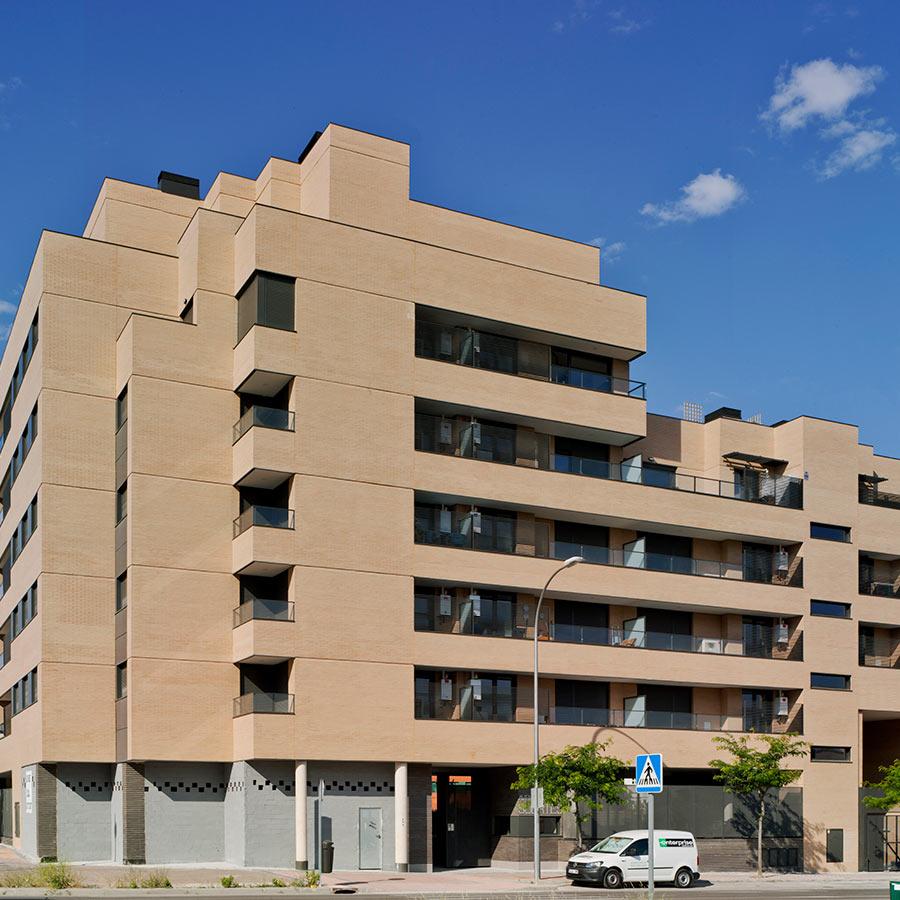 32 Viviendas en Vallecas. Madrid