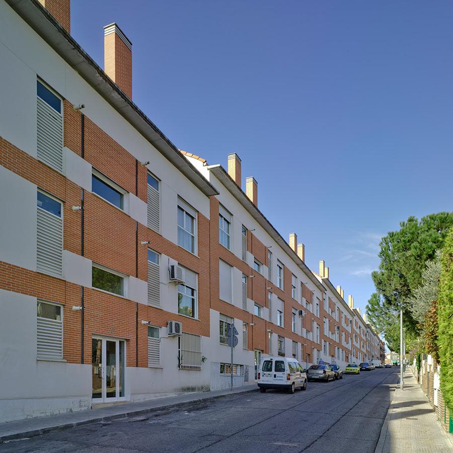 70 Viviendas en San Fernando de Henares. Madrid