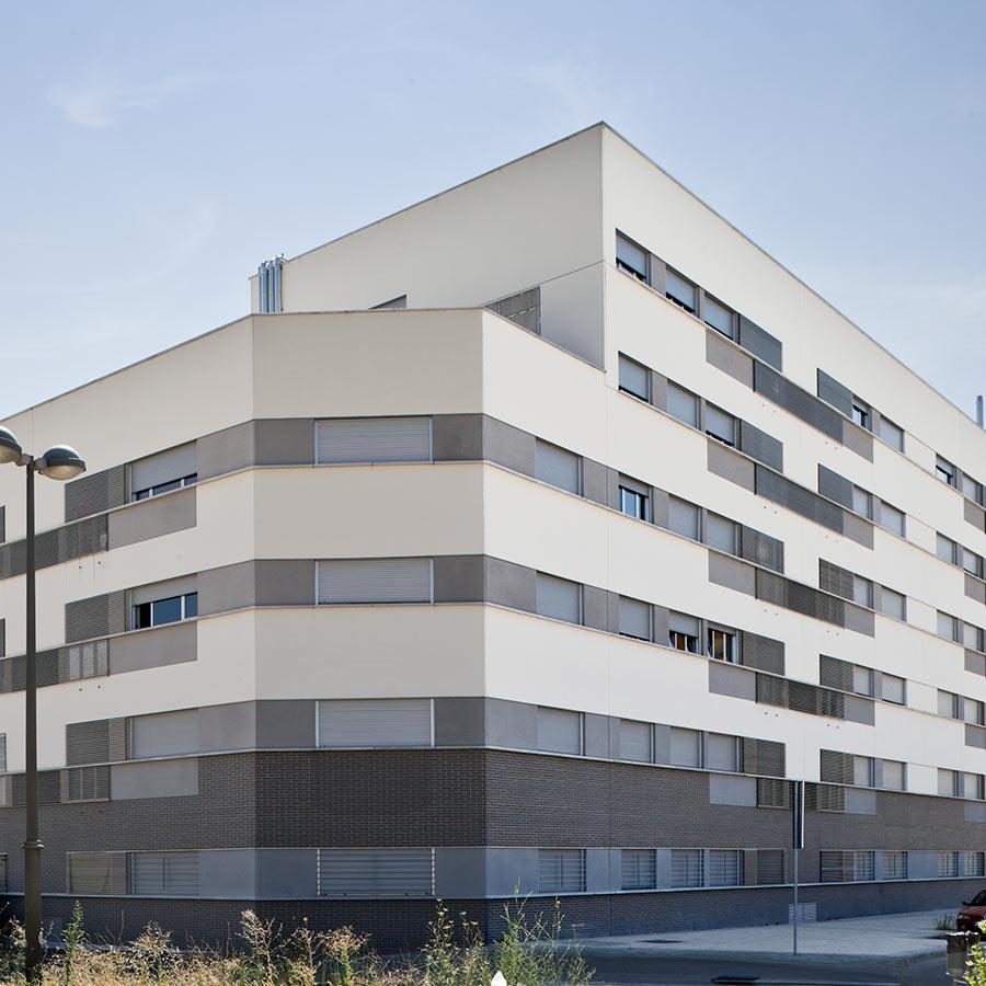 91 Viviendas en Móstoles. Madrid