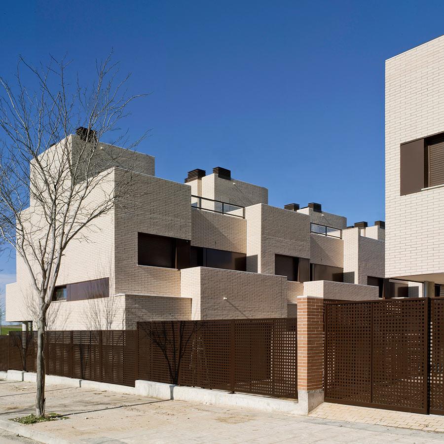 44 Viviendas unifamiliares en Móstoles. Madrid