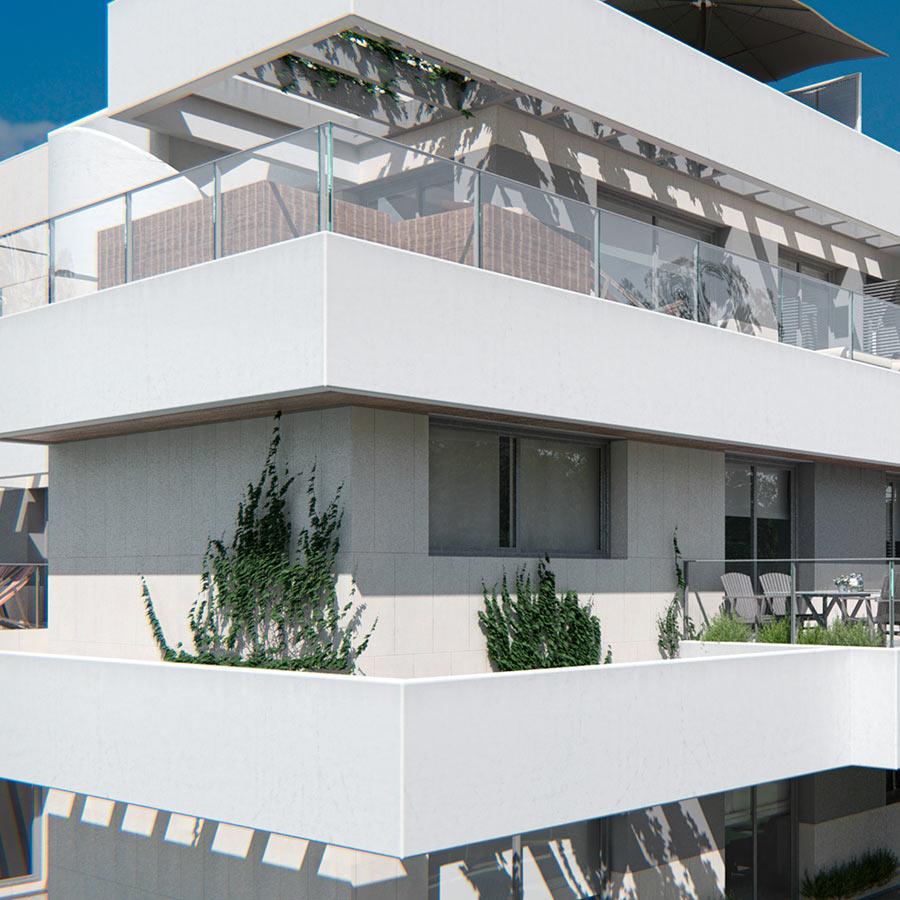 22 Viviendas unifamiliares en Aravaca. Madrid
