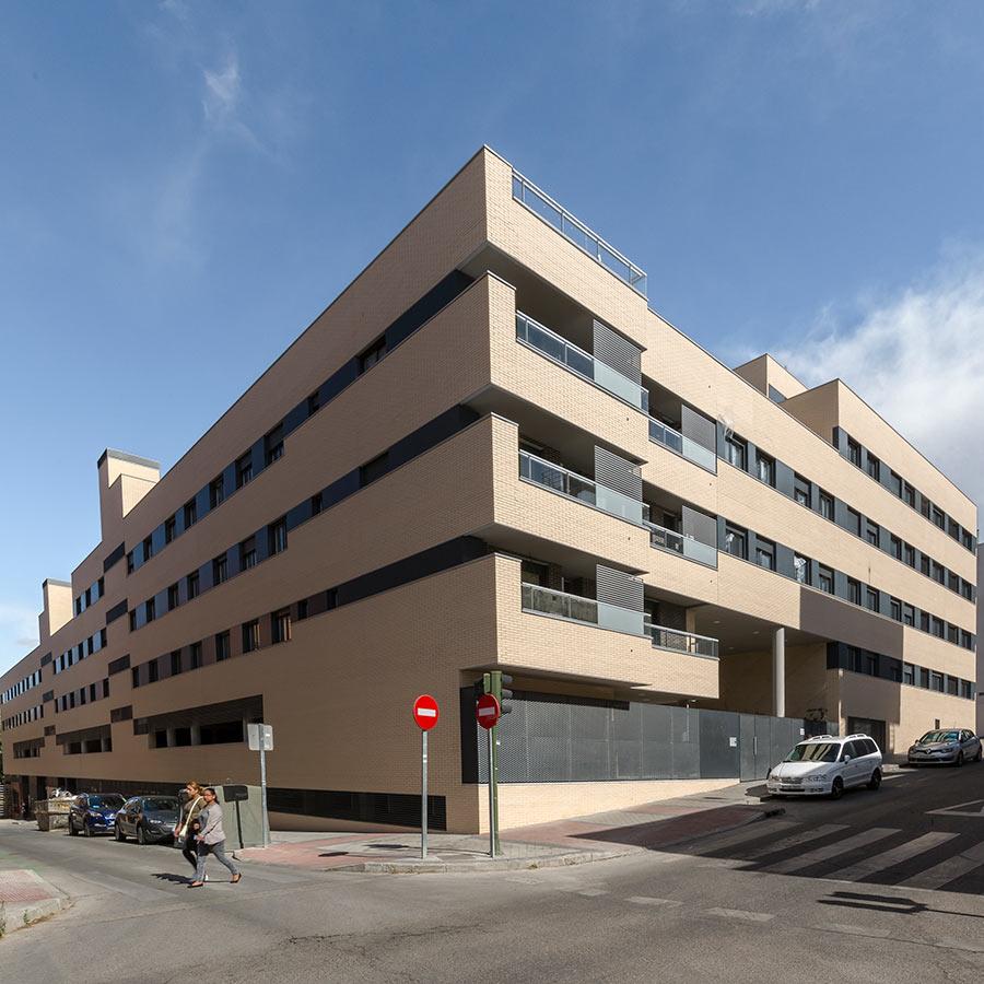 96 Viviendas en Avenida de los Curtidos. Madrid