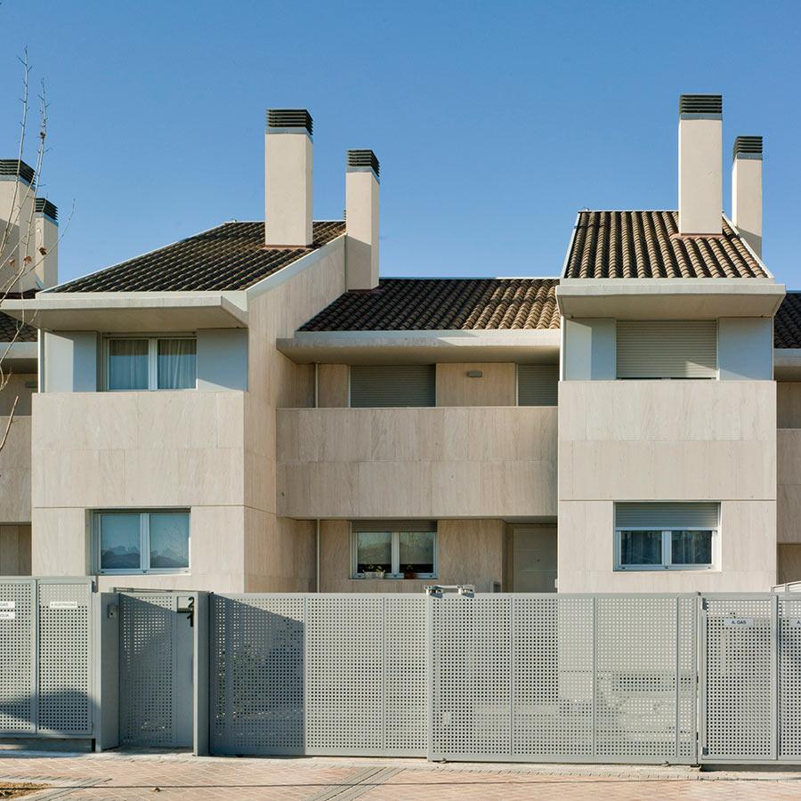 68 Viviendas en Boadilla del Monte. Madrid