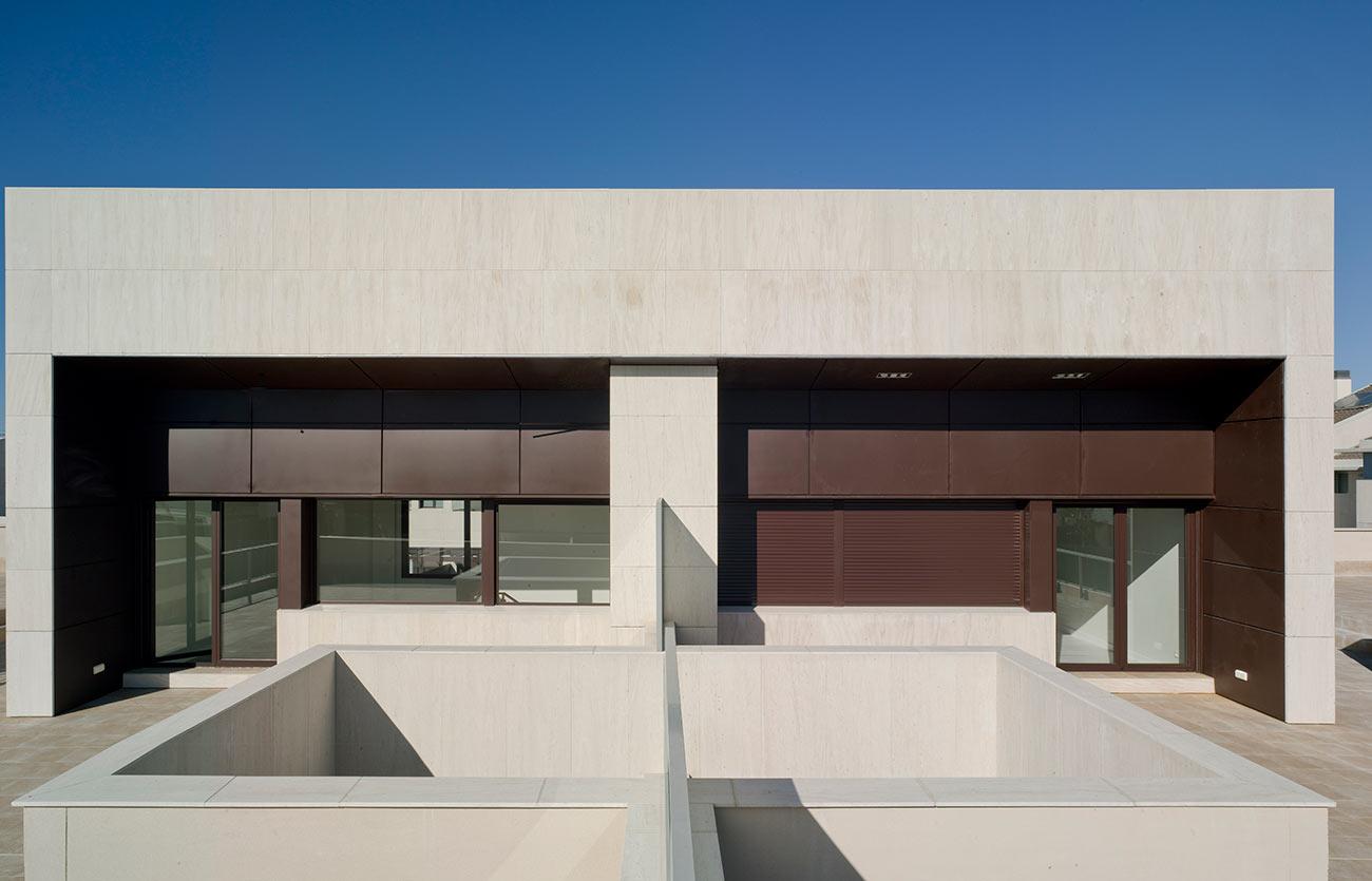 20 Viviendas unifamiliares en Boadilla del Monte. Madrid