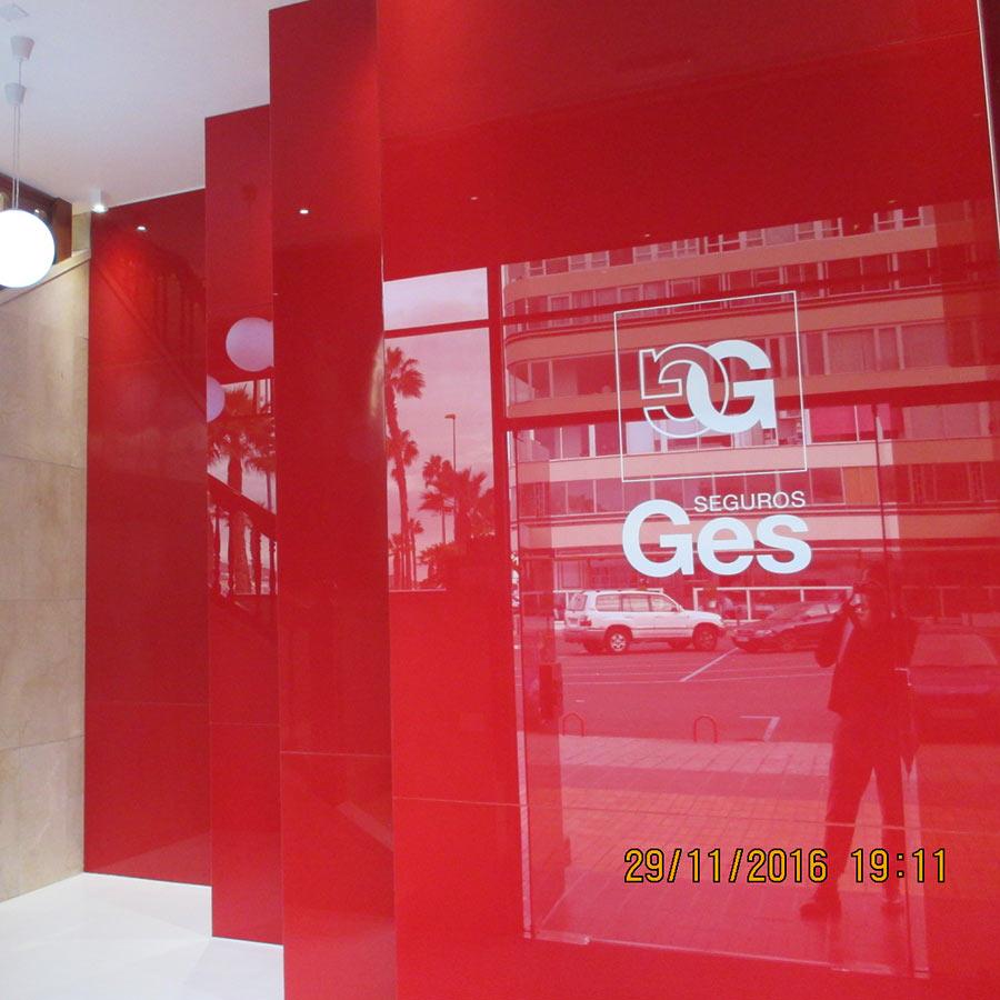 Oficinas y agencias de GES Seguros