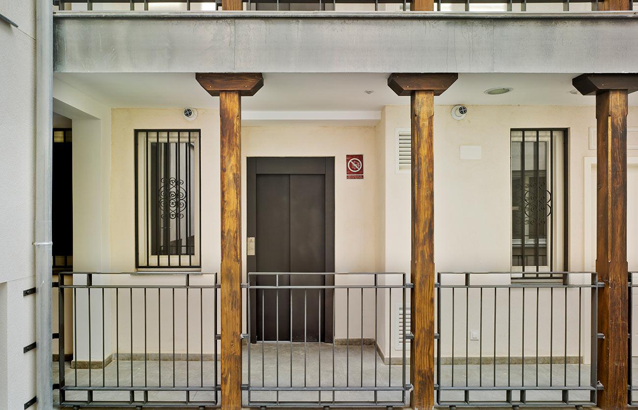 25 Viviendas en la calle Luchana, 13. Madrid