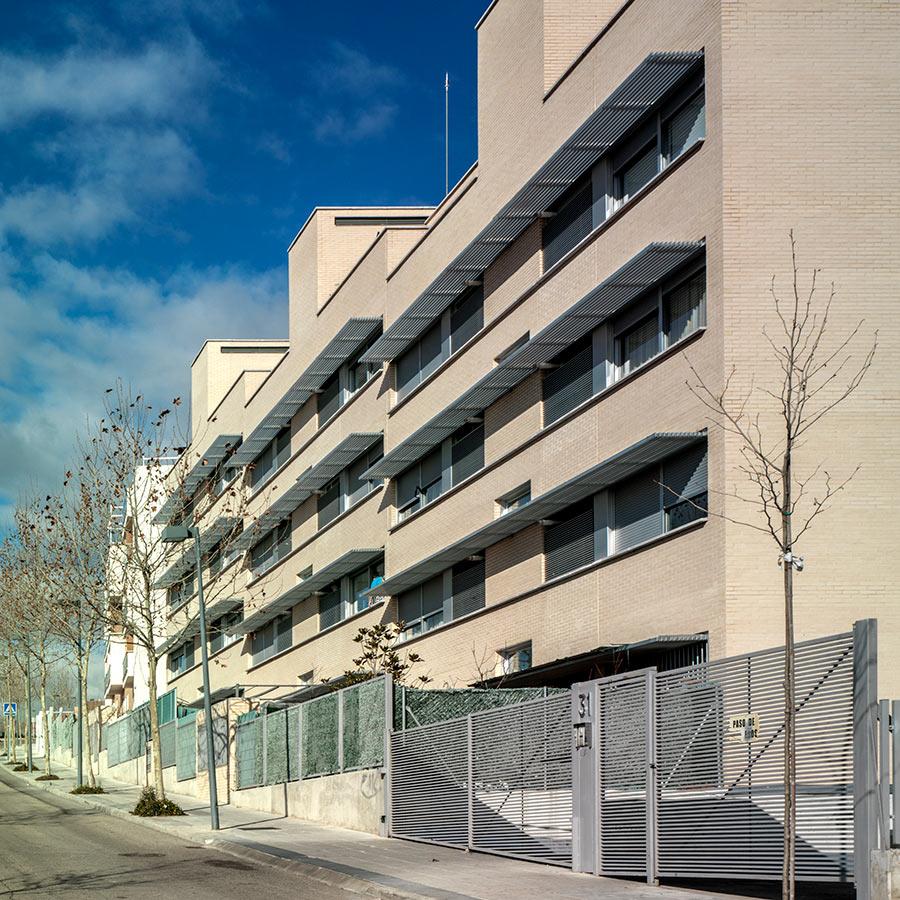 54 Viviendas en Paracuellos del Jarama. Madrid