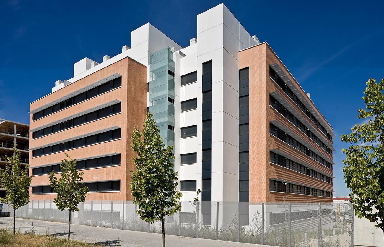 110 Viviendas en Sanchinarro. Madrid