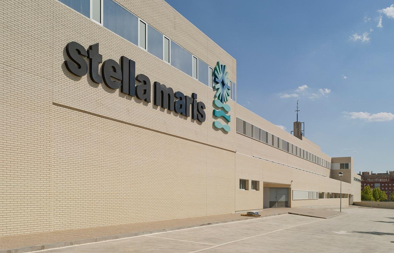 Colegio Stella Maris (Ensanche de Vallecas) fase II. Madrid
